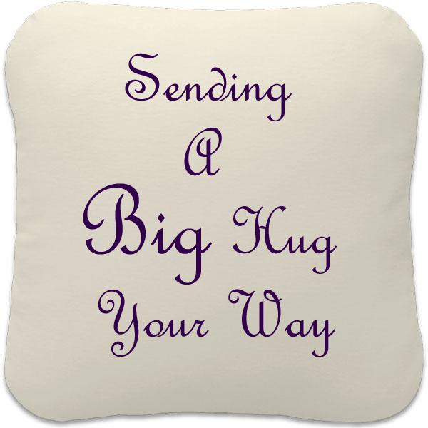Send Big Hug Cream Unique Special Personalized Gift Ideas